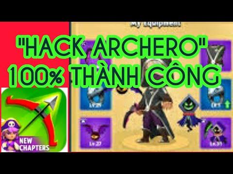 archero hack apk download