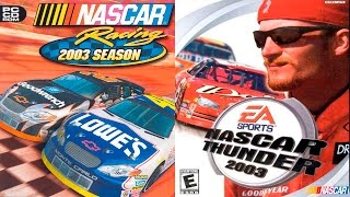 NASCAR Racing 2003 Season vs NASCAR Thunder 2003