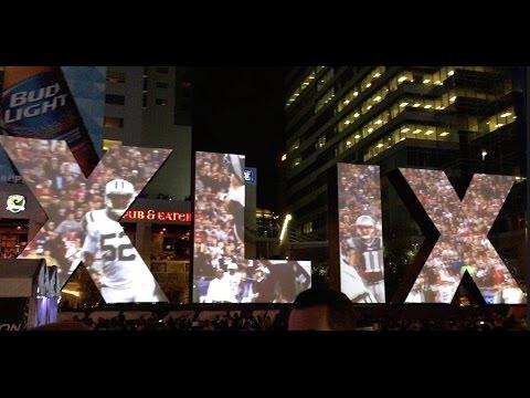 Super Bowl XLIX | New England Patriots v Seattle Seahawks | Sam Gordon