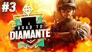 UN FINALE DI PARTITA ASSURDO! - RAINBOW SIX SIEGE - Road To Diamond #3