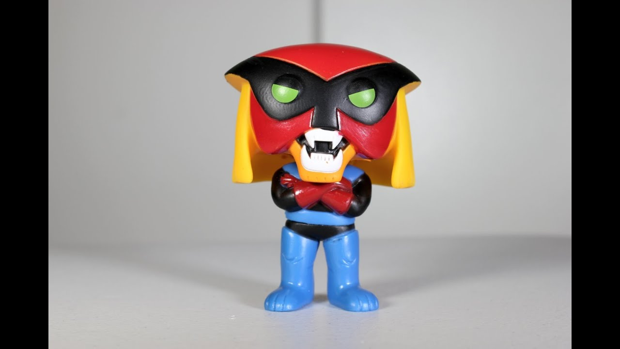 Space Ghost Brak Funko Pop Review Youtube