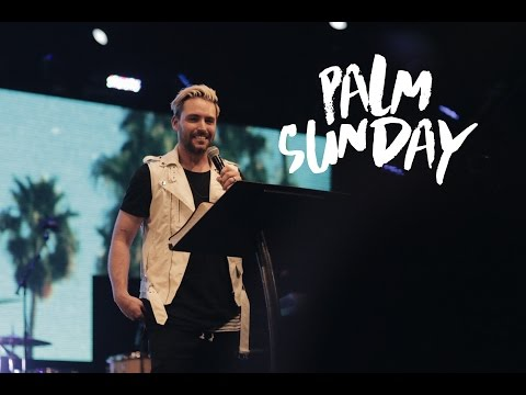 Palm Sunday: I'm The Donkey