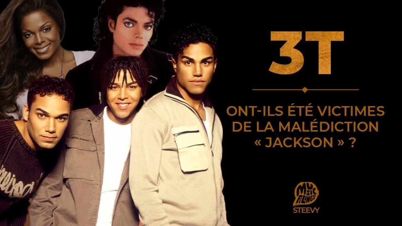"""3T : HÉRITIERS BÉNIS OU MAUDITS DES """"JACKSON""""?"""