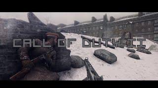 Бешенные фашисты. Call of Duty ll #2