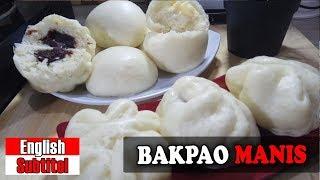 EMPUKNYA BAKPAO MANIS   SWEET BAKPAO By Yani Cakes #160