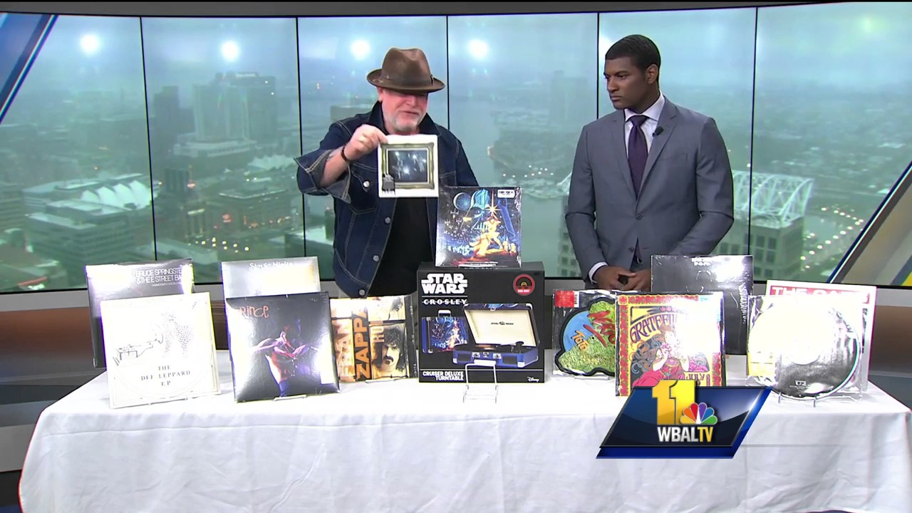 Video: Check out some vintage vinyl on National Record ...