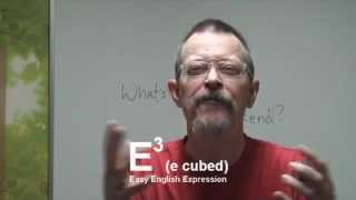 Daily Easy English Expression 0005 -- 3 Minute English Lesson: What