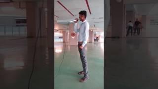 O meri mehbooba Playing song with karaoke