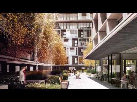 SABA Freehold Apartments - Fanshawe Street, Auckland City