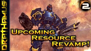 New Resource Revamp! ► Upcoming PlanetSide 2 Content (PTS)