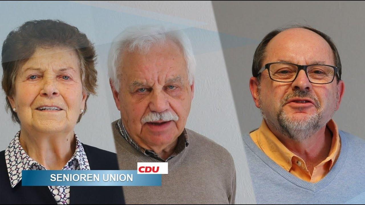 Senioren Union: Wir unterstützen Michael Ludwig