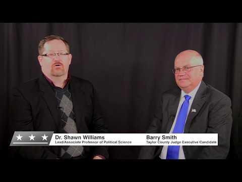 Taylor County KY County Judge Executive Race - Barry Smith
