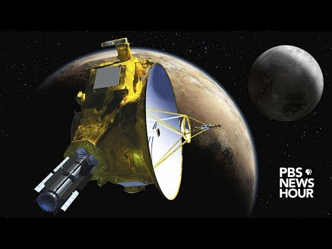 WATCH LIVE: NASA's New Horizons spacecraft to fly past tiny, icy world beyond Pluto