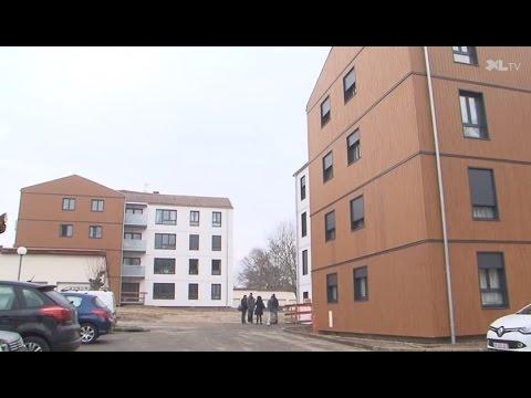 """Nouveau cadre de vie pour la résidence """"La Pince"""" à Saint-Paul-lès-Dax"""