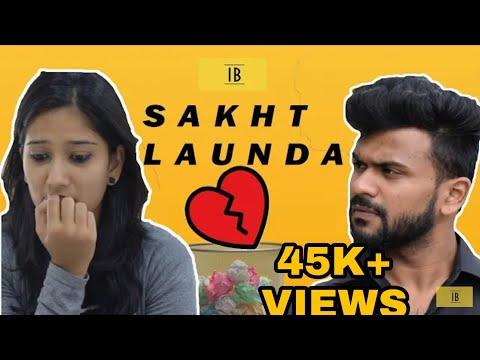When A Girl Proposes Sakht Launda   Zakir khan- Haq Se Single   Indian Buck