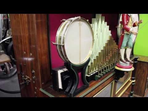 Poirot orgel