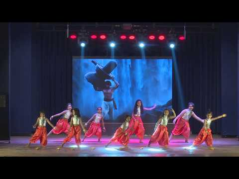 BAHUBALI THEME DANCE