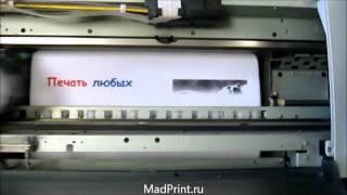 видео Печать на футболках на заказ