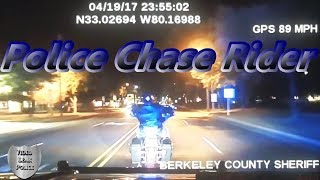 Police Dash Cam Berkeley Fatal Motorcycle Chase