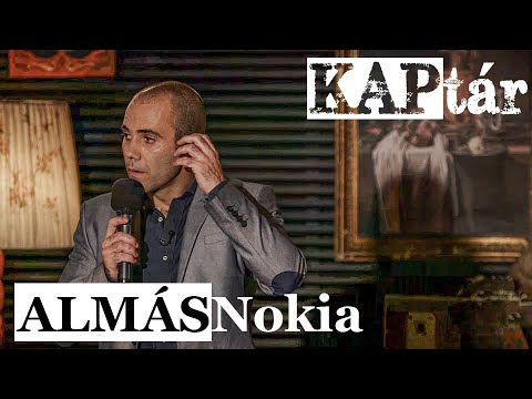 Almás Nokia (KAPtár 35) by Kovács András Péter letöltés