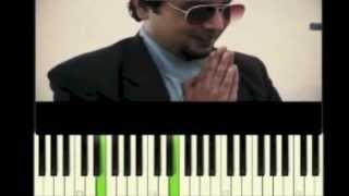 Dashain Tihar by Sugam Pokhrel (Instrumental/ piano tutorial)