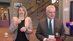 St. John's Mayor Danny Breen update on COVID-19, for March 17, 2020