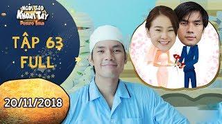 Ngôi sao khoai tây | tập 63 full: Khánh Toàn quyết phẫu thuật mặc nguy hiểm để được cưới Song Nghi