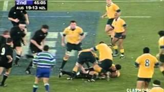 Rugby Bledisloe Cup 2001 - Australia vs. New Zealand