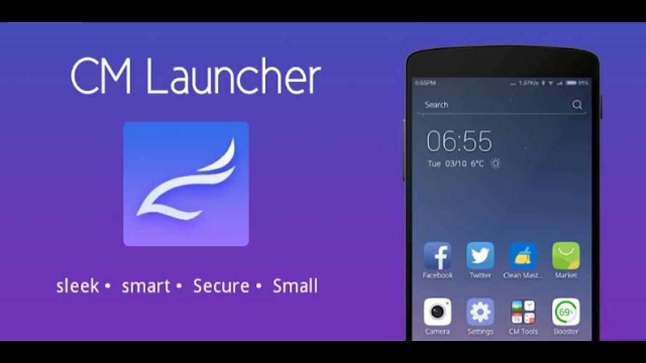 cm launcher 3d pro apk download free full version