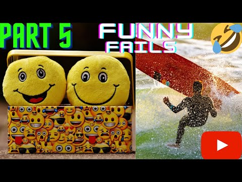 FUNNY FAILS, HUMAN ERROR COMPILATION. PART 05