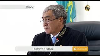 В Алматы начался суд над полицейским, убившим своего коллегу