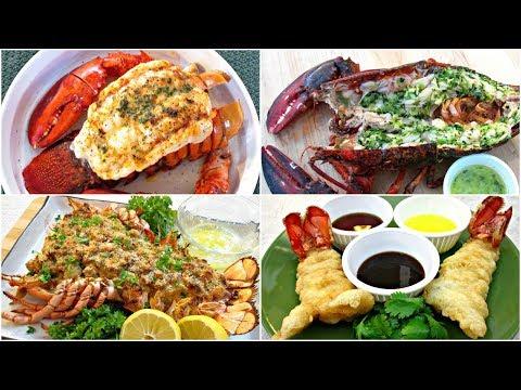 Top 5 Lobster Recipes - PoorMansGourmet