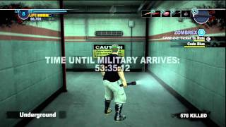 Dead Rising 2 Part 15 - Case 2-2 Ticket to Ride.
