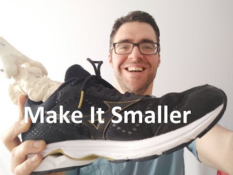 How To Make Big Shoes Fit Smaller! *Top 10 Home Guide*