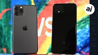 Compared: iPhone 11 VS Pixel 4! Benchmarks & Spec Showdown!