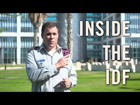 Inside the IDF - Episode 1: October 2017