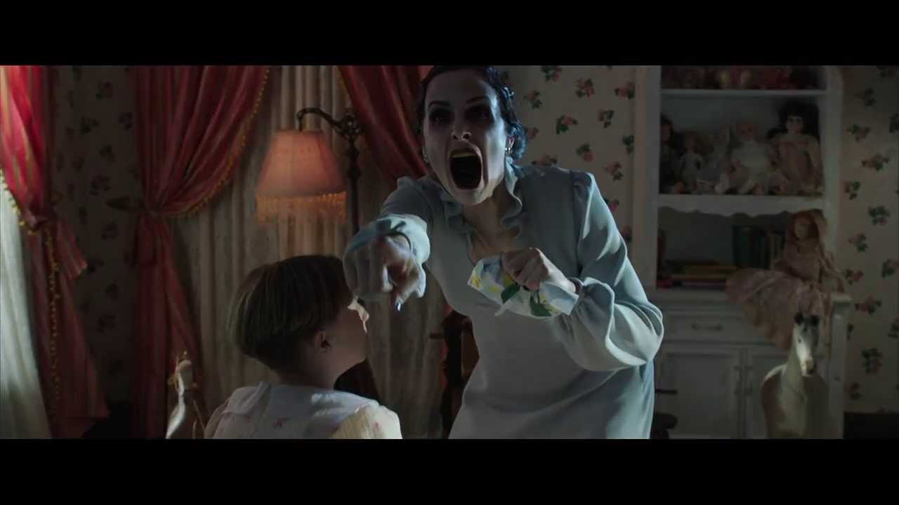 What horror movies similar to Insidious and The Conjouring?
