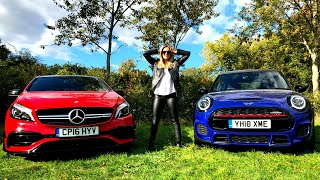 A45 VS JCW? What Would You Choose!?