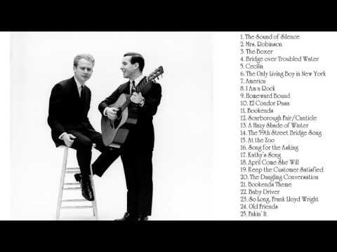 Simon & Garfunkel Greatest Hits    Best Songs Of Simon & Garfunkel