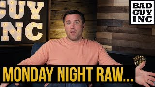 What a piece of crap... WWE Monday Night Raw.