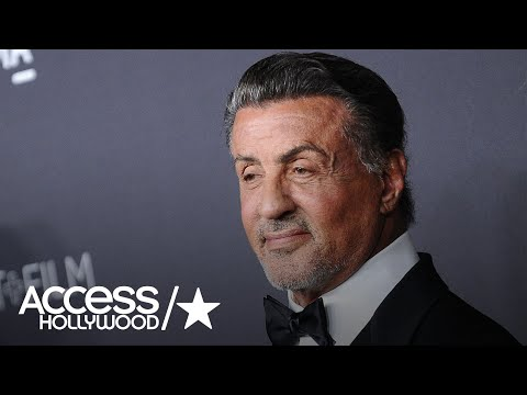 Sylvester Stallone Accused Of Sexually Assaulting 16YearOld Girl In 1986