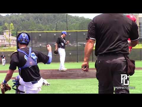 LHP Ryan Ginther 2021 TN Vanderbilt Commit