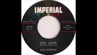 Fats Domino - Ida Jane - May 25, 1956
