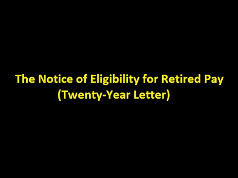 episode-0004---the-notice-of-eligibility-for-retired-pay-(twenty-year-letter)