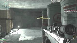 MW3::: Violnce in kill confirmed on Bakaara :::