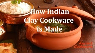 How Indian Clay Cooking Pots are Made