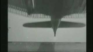 Douglas SBD Dauntless Takes-off