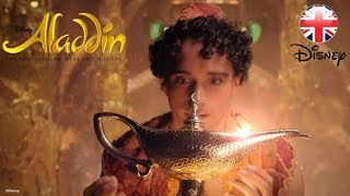 ALADDIN THE MUSICAL | Aladdin TV Trailer - UK | Official Disney UK