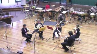 Brazil - Quintessential Brass @ National Festival of Music For Youth 2010