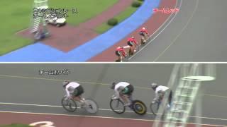 オリンピックチームスプリント エキシビションレース